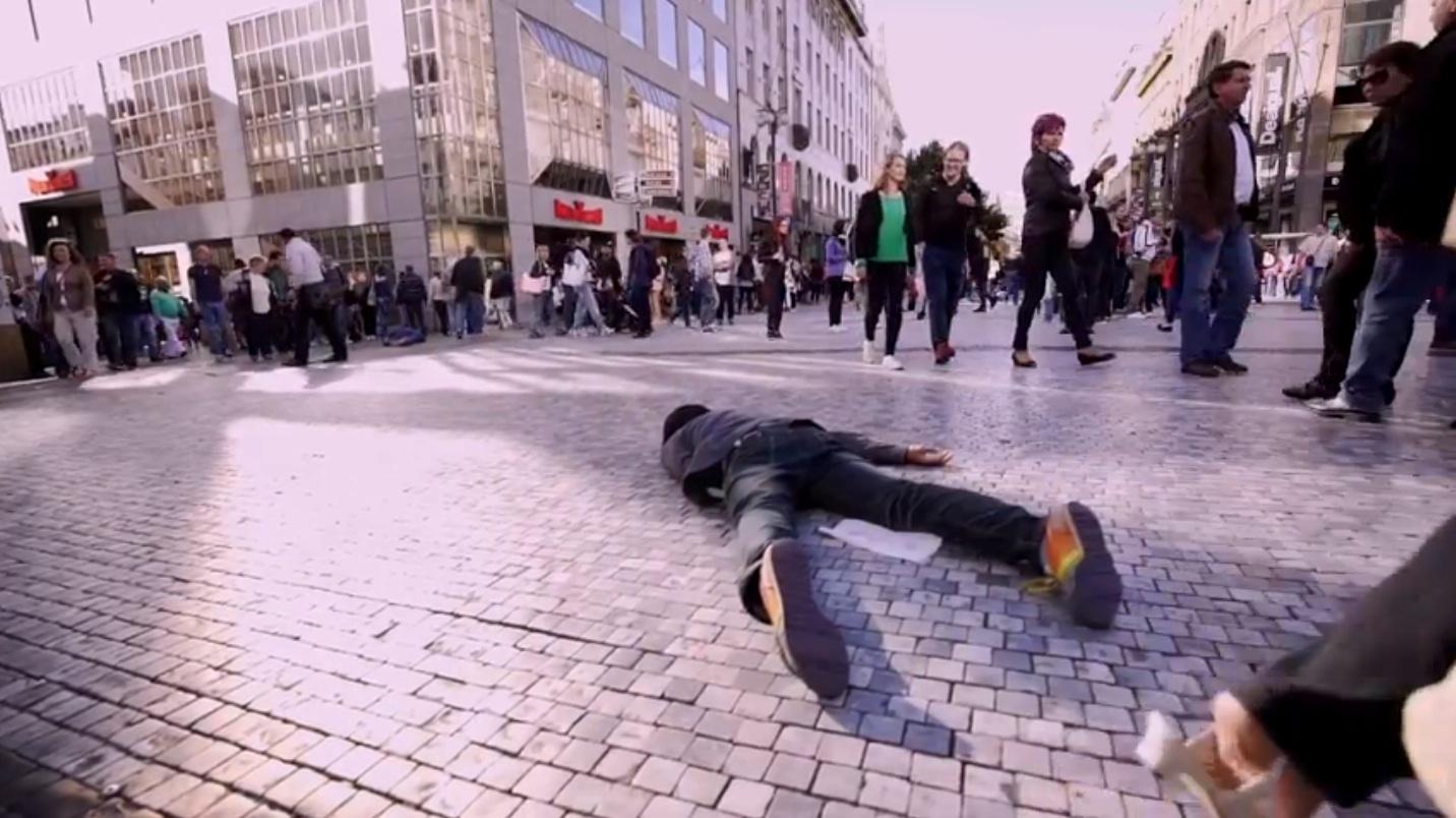 Sculpturing Fear-Obstacle, videostill